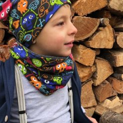 Reversible Neck Warmers (Fall/Spring)