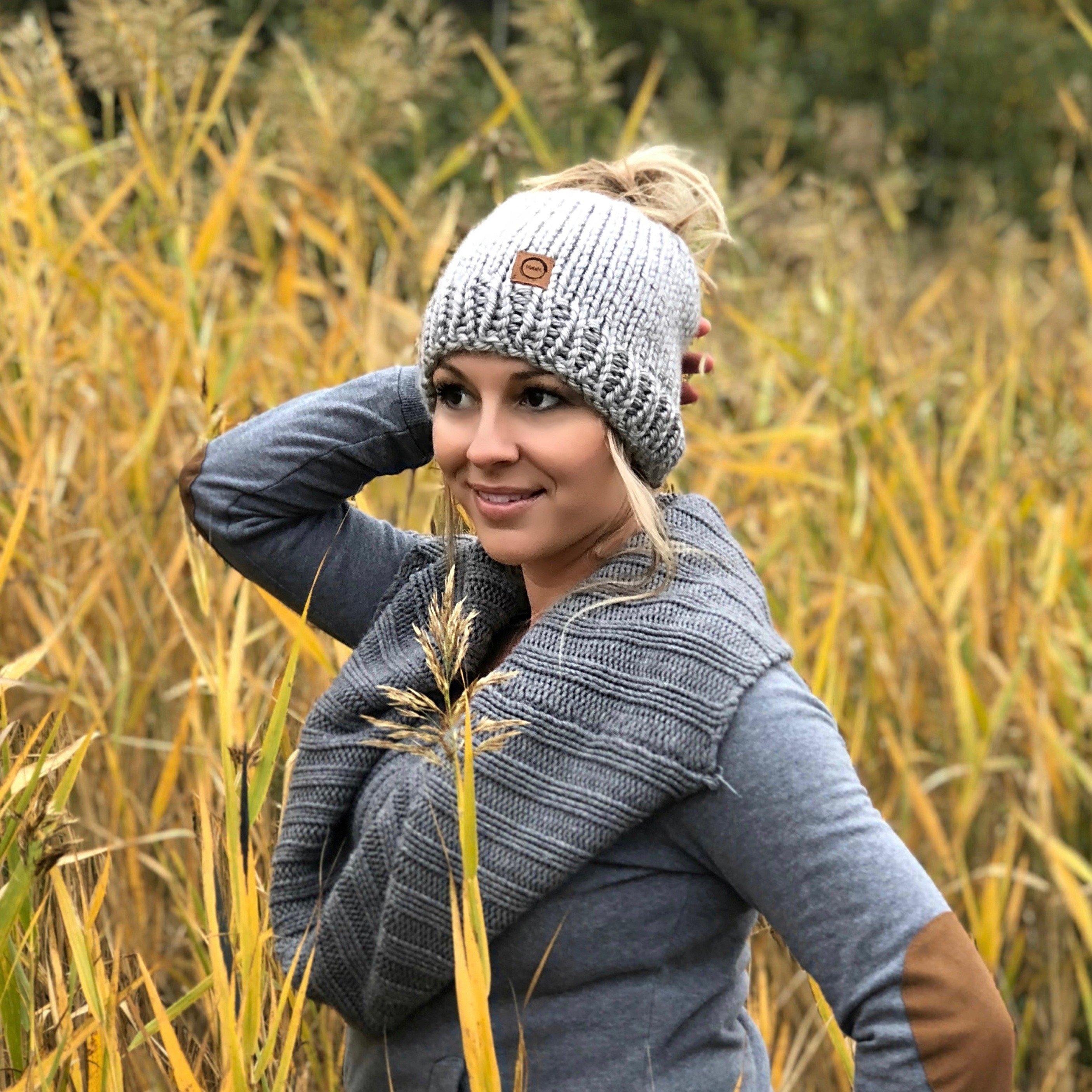 Tuques en tricot
